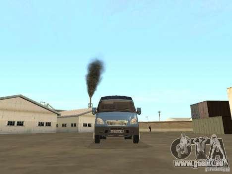 3302 Gazelle v. 2.0 für GTA San Andreas rechten Ansicht