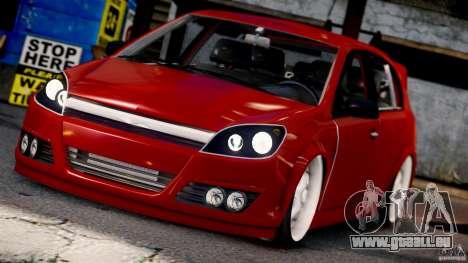 Opel Astra für GTA 4