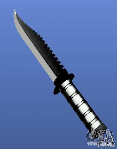 Weapons Retex pour GTA 4 septième écran