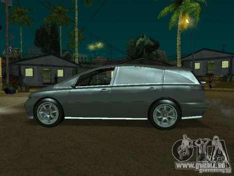 Plante vivace de GTA 4 pour GTA San Andreas sur la vue arrière gauche
