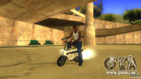 Honda Motocompo pour GTA San Andreas