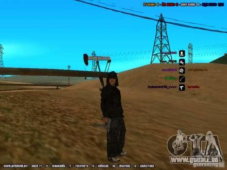 Trafiquant de drogue pour GTA San Andreas troisième écran