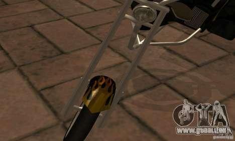 Trike pour GTA San Andreas vue de droite