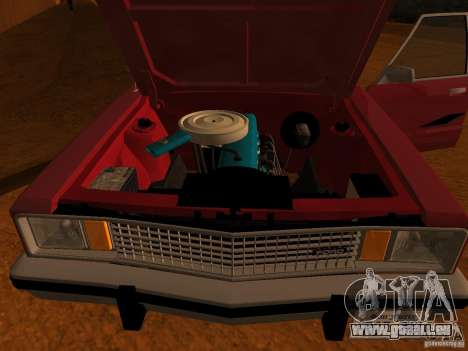Ford Fairmont 4dr 1978 für GTA San Andreas