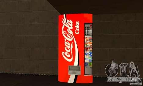 Cola Automat 3 pour GTA San Andreas