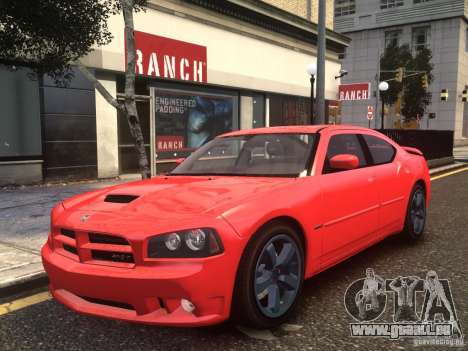 Dodge Charger SRT8 2006 für GTA 4