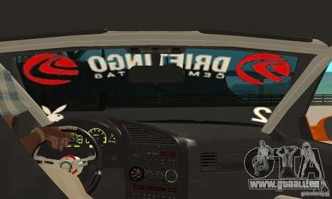 BMW Alpina B8 WideBody für GTA San Andreas rechten Ansicht
