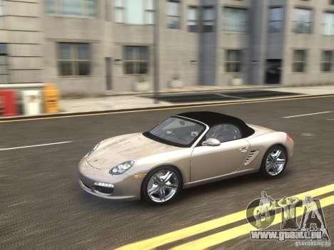 Porsche Boxster S 2010 EPM pour GTA 4 est un droit