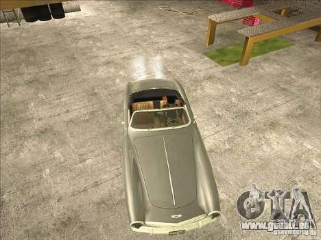 IWS 508 pour GTA San Andreas vue arrière