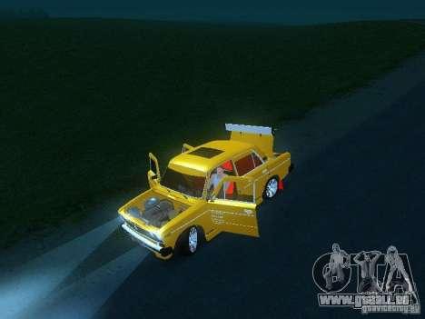 SPARKO VAZ 2106 pour GTA San Andreas vue de côté