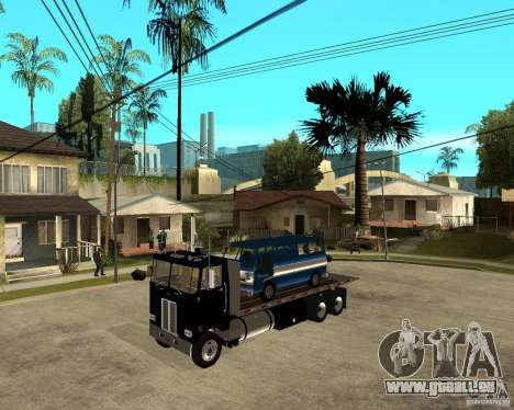 Peterbilt für GTA San Andreas