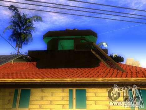 Base de Grove Street pour GTA San Andreas onzième écran