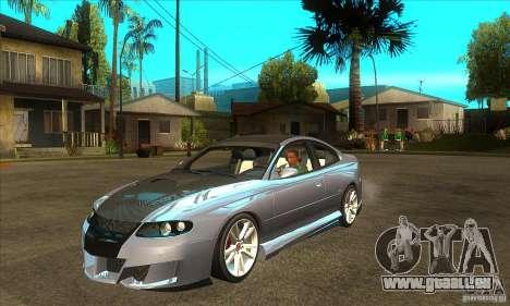 Holden Monaro CV8-R Tuned pour GTA San Andreas