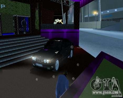 BMW M5 E34 1990 für GTA Vice City