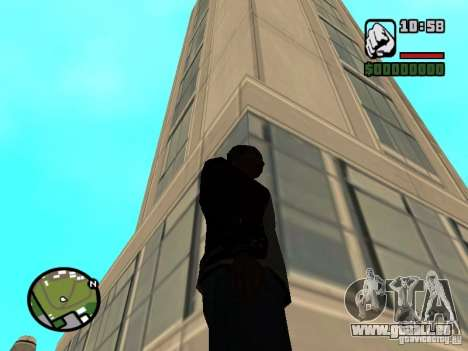Haus 4 Kadetten aus dem Spiel Star Wars für GTA San Andreas achten Screenshot