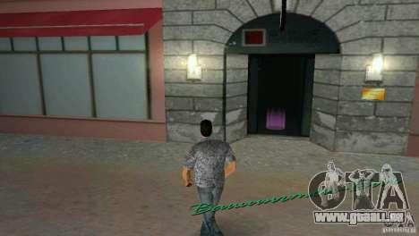 Möglichkeit zur Erschließung der Innenräume für GTA Vice City Screenshot her