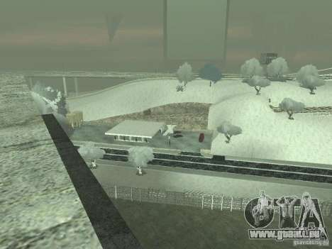 Neige v 2.0 pour GTA San Andreas sixième écran