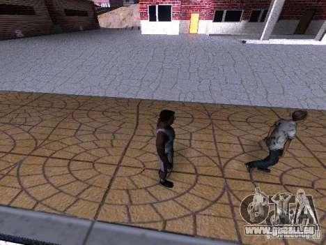Oktoberfest für GTA San Andreas dritten Screenshot