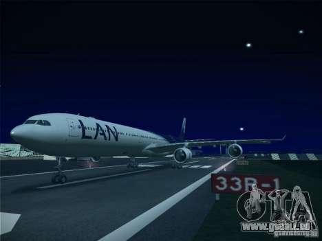Airbus A340-600 LAN Airlines für GTA San Andreas