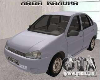 Lada 1118 für GTA San Andreas