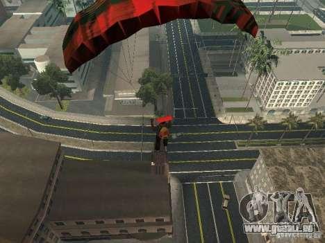 Construction de nouvelles routes à Los Santos pour GTA San Andreas cinquième écran