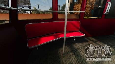 Assise supérieure dans l'ascenseur pour GTA 4 secondes d'écran