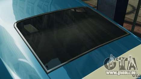 Ford Mustang Mach I 1973 für GTA 4 obere Ansicht