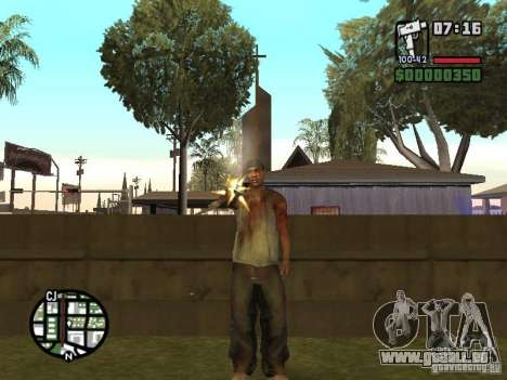 Markus young für GTA San Andreas neunten Screenshot