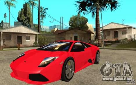 Lamborghin Murcielago LP640 v2 für GTA San Andreas