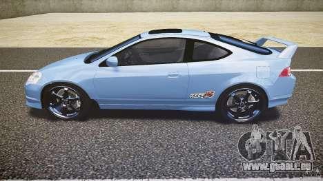 Acura RSX TypeS v1.0 Volk TE37 pour GTA 4 est une gauche
