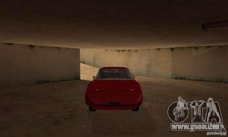 Dodge Charger Daytona 1969 pour GTA San Andreas vue de droite