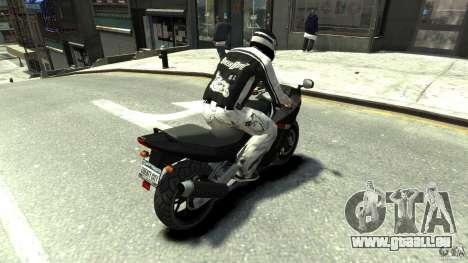 BIKER BOYZ Clothes and HELMET Version 1.1 pour GTA 4