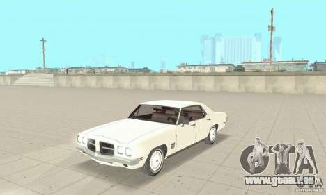 Pontiac LeMans 1971 pour GTA San Andreas