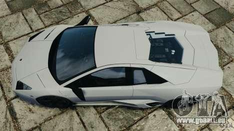 Lamborghini Reventon 2008 v1.0 [EPM] pour GTA 4 est un droit