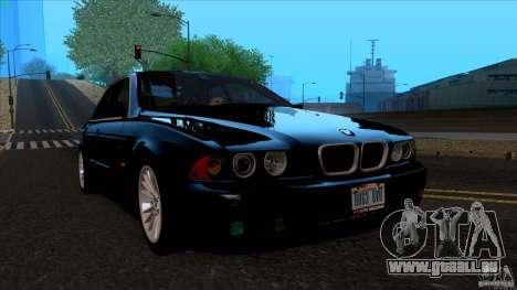 ENBSeries by Allen123 pour GTA San Andreas
