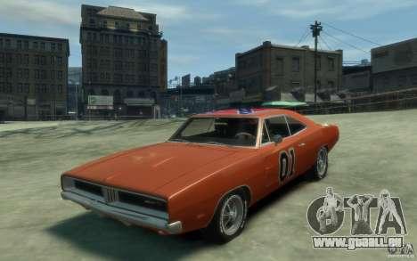 Dodge Charger General Lee v1.1 für GTA 4