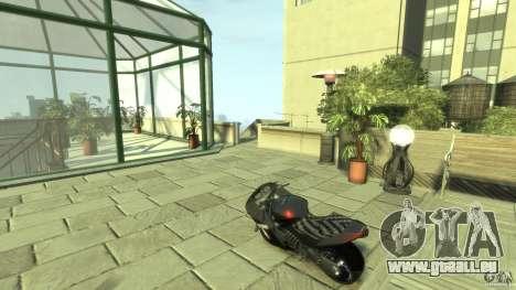 Mini NRG900 für GTA 4 hinten links Ansicht