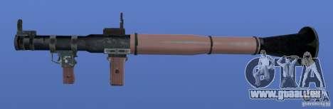 RPG Texture für GTA 4 dritte Screenshot
