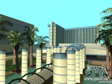 Neue Texturen für die High Roller Casino für GTA San Andreas zweiten Screenshot