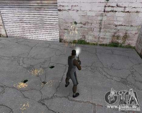 Ces manchons (manches) pour GTA San Andreas quatrième écran