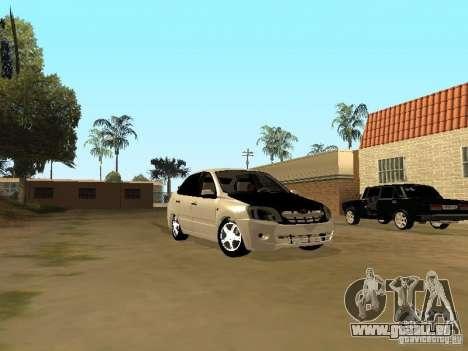 Subvention de Lada pour GTA San Andreas