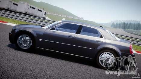 Chrysler 300C 2005 für GTA 4 linke Ansicht