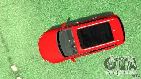 Audi Q7 v12 TDI pour GTA 4 est un droit