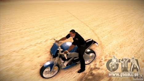 Buell Lightning 1200 pour GTA San Andreas