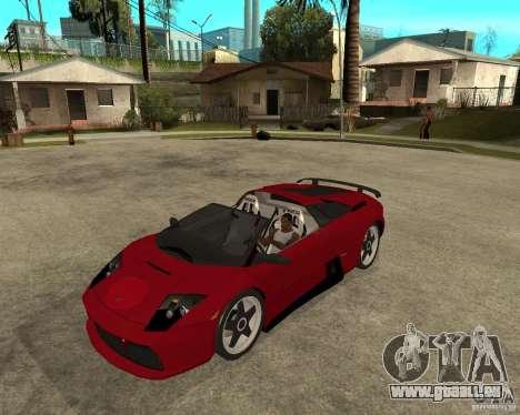Lamborghini Murcielago SHARK TUNING pour GTA San Andreas