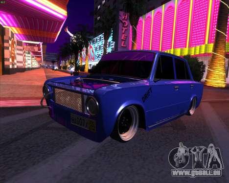VAZ 2101 Drift voiture pour GTA San Andreas