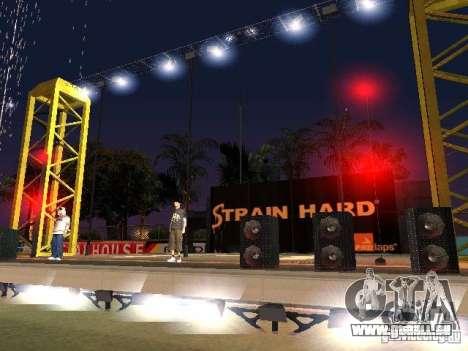 Konzert des AK-47 für GTA San Andreas sechsten Screenshot
