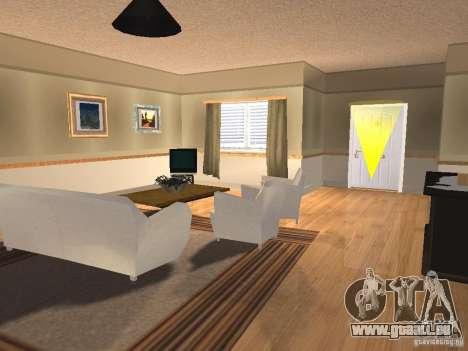 CJ Total House Remodel V 2.0 pour GTA San Andreas septième écran