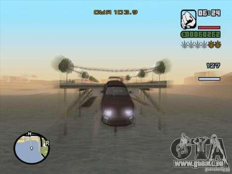 Arrêter le temps pour GTA San Andreas