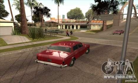Enb Series HD v2 pour GTA San Andreas troisième écran